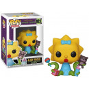 Funko POP! Animation Simpsons S3 Alien Maggie