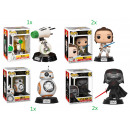 Funko POP! Star Wars La montée de Skywalker 4 asso