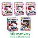 nagyker Babák és plüssök: POP! Hello Kitty S2 válogatott + Chase