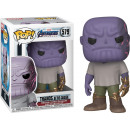 DOLL! Marvel Endgame Casual Thanos with Gaunt