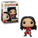 POP! Disney Mulan (Live Action) Mulan (Warrior Ver