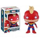 POP! Marvel Captain Marvel Masked