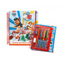 wholesale Gifts & Stationery: Paw Patrol Coloring book with 2x template+stickers