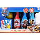ingrosso Prodotti con Licenza (Licensing): Paw Patrol Set bowling per ragazzi 19x31cm