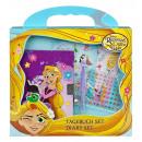 Disney Rapunzel the Serie Diary set with accessori