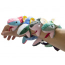 Großhandel Puppen & Plüsch: Plüsch Huggers Schlauch 13cm