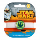 wholesale Licensed Products: Star Wars bracelet with replaceable Charm Jedi Jum