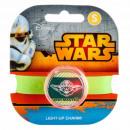 Star Wars Light Up Charm Band S Yoda