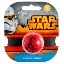Star Wars Light Up Charm Band S Darth Vader