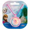 wholesale Licensed Products: Disneyfrozen Light Up Charm Neck chain Elsa