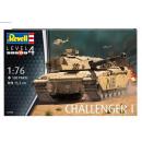 groothandel Overigen: Revell Bouwpakket Panzer Challenger 1 1:76