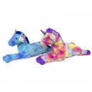 Plush Unicorn Lying 2 assorted 63cm