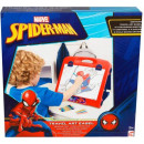 wholesale Garden & DIY store: Marvel Spiderman Easel incl accessories 34x