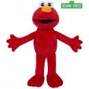groothandel Licentie artikelen: Sesamstraat Pluche Elmo Gift 25cm