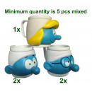 wholesale Cups & Mugs:Smurf Cup 3 assorted