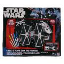 nagyker Licenc termékek: Star Wars Roque Hozzon létre saját Tie Fighter 25x