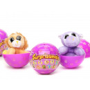 wholesale Dolls &Plush: Surprizamals Plush in capsule assorted Series 2