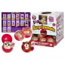 Surprizamals Plush in capsule assorted in Display