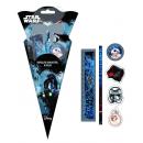 DisneyStar Wars Filled school bag, 6-piece 29cm