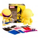 Großhandel Bausteine & Konstruktion: Kinderroboter Marvel Wolverine Munny 17x19cm
