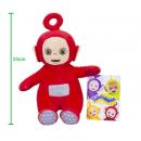 groothandel Speelgoed: Teletubbie Pluche Po 28cm