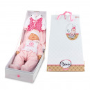 BEAU Baby doll 'Sweetie' 42cm in gift box