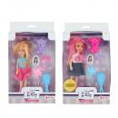 LILLY Mini Teen Puppe 14cm mit Zubehör 2 sortiert