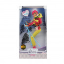 wholesale Dolls &Plush: LAUREN Teenage doll 29cm on skis incl. Accessories