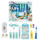 Dentist set with syringe + drill and other accesso