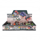 CARS & TRUCKS Monster truck 'Tires' fr
