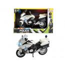 Politiemotor met Licht en Geluid 1:20 (UK / Police