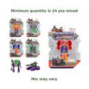 groothandel Overigen: Robot Warrior Team assorti 10cm