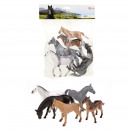 Horses Deluxe in a bag of 5 pieces