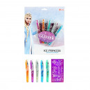 Großhandel Geschenkartikel & Papeterie: Eis PrincessTattoo Gelstifte 5St. auf der Karte