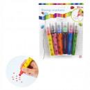 ingrosso Articoli da Regalo & Cartoleria:Timbro penne su blister