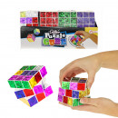 wholesale Other: Magic cube glitter 6 assorted Display 6.5cm