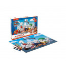 Paw Patrol Color your own Jigsaw puzzle 40x30cm 50