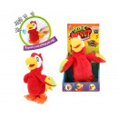 Parrot -Talk and he moves + tells you after 25cm