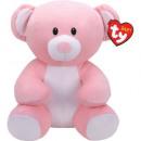 TY Plush Bear pink Princess 17cm