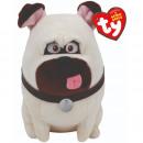 TY Secret Life of Pets Plush Mel 15cm