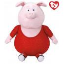 TY Sing Pluche Pig Gunter 18cm
