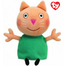 TY Peppa Baby Plush Cat Mollie Mieze 15cm