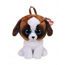 TY Pluche Rugzak Hond met Glitter ogen Duke