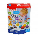 grossiste Jouets pour bebes: Fisher-Price Dough Dots - Sac simple en aluminium