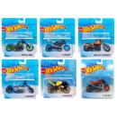 Mattel Hot Wheels Motoren assorti 6,5x16,5cm