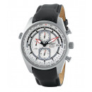 Großhandel Markenuhren: Aviator - Weltzeit Armbanduhr