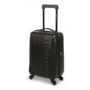 groothandel Koffers & trolleys: Leonardo Cabin Trolley 18  zwart