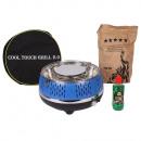 ingrosso Grill ed accessori: CoolTouch Barbecue 2.0 Blu