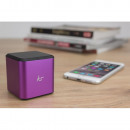 Kitsound Cube  Bluetooth Speaker Kitsound Blue Cube