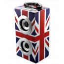 mayorista Electronica de ocio: Altavoz Bluetooth  TEKNOFUN Mini Torre Reino Unido